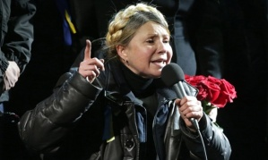 Tymoshenko, opposition leader