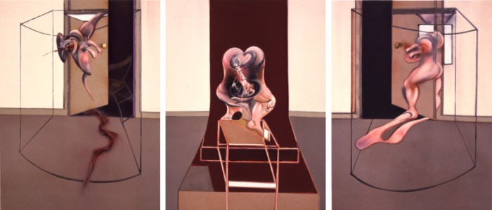 Francis Bacon - Triptych