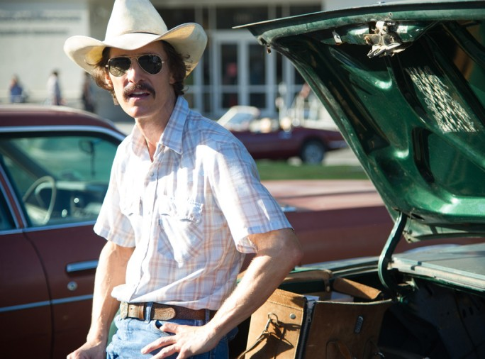 Matthew Mcconaughey as Ron Woodruf