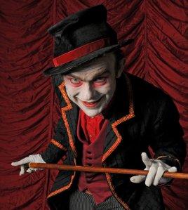 Doug Francisco * Invisible Circus founder